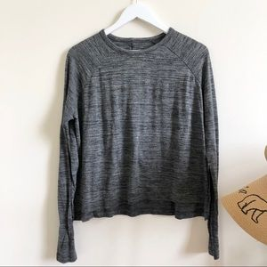 Rag & Bone crew neck thin sweater